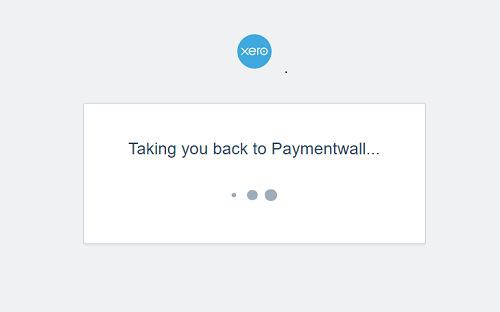 Take back to Paymentwall